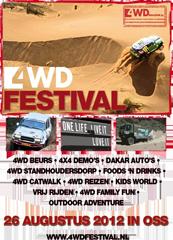 4WD Festival Aankondiging