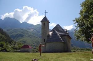 4x4 Albanië Theth (2)